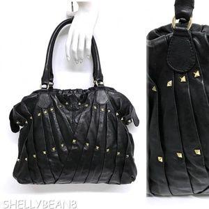 VALENTINO Maison ROCKSTUD Shopper LG Shoulder BAG